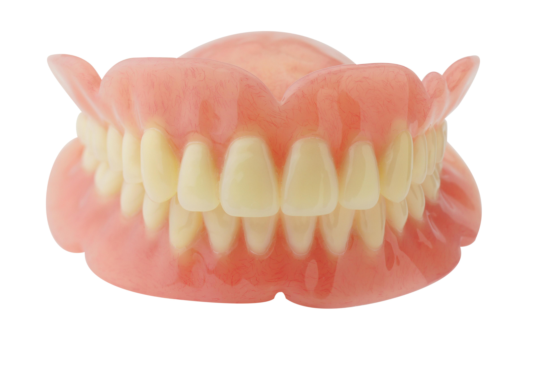 how to fix broken dentures at home